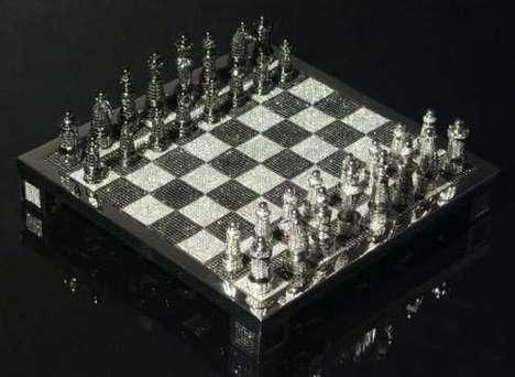 $224,000 Chess Sets