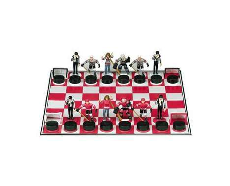 From Fantasy Chess Sets to Bicycle Chess