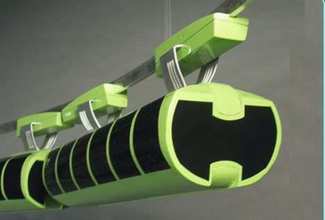 The Urban Frog Serves Multipurpose Transportation