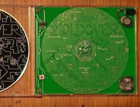 Circuitry CD Cases