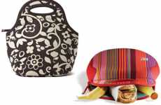 Latent Lunch Bags - BUILT Makes Creative Lunch Totes