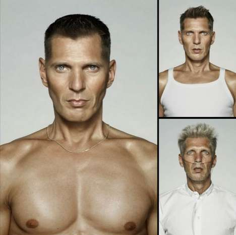 Defying Ageism - Erwin Olaf Shows Us His Different Looks at '50 Years Old'
