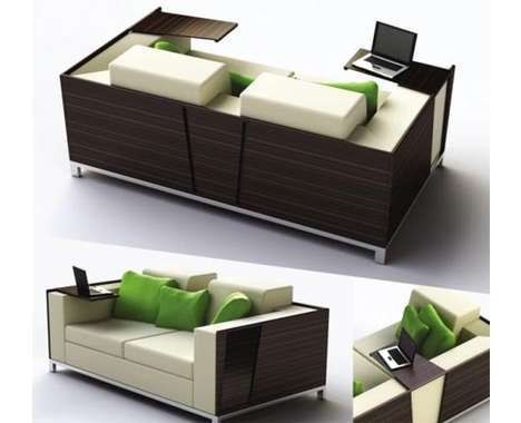 20 Comfy Workstations