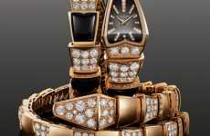 Reptile Timepieces - Bulgari Serpenti Watch Slithering to a Store Near You