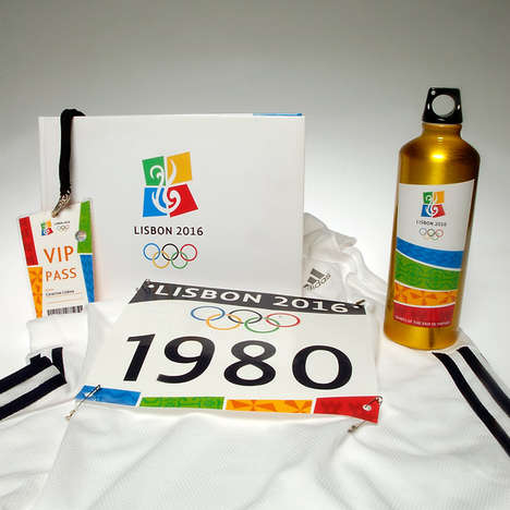 Hopeful Olympic Branding