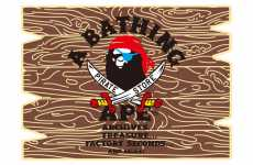 Pirate Pop-Up Shops - A Bathing Ape Launches Swashbuckling NYC Temporary Shop