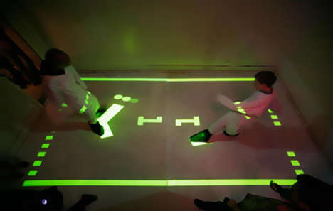 Interactive Virtual Soccer