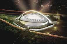 13 Futuristic Stadiums - From Windmill-Inspired Stadiums to Transparent Stadiums