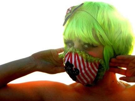 Dust Mask Fashion