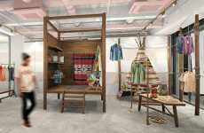 American Heritage Boutiques - Opening Ceremony Opens 8-Floor Shop in Shibuya