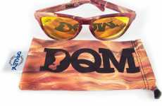 Bacon Sunglasses - DQM & Oakley Frogskin Make 50 Pairs of the Pork Shades