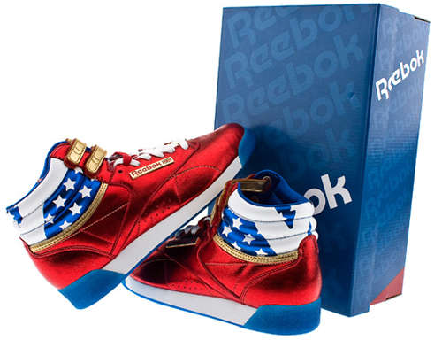 Superhero Sneakers