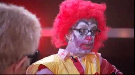 Ronald McDonald Mockeries