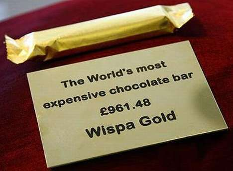 12 Super-Expensive Chocolates