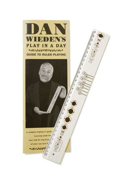 Musical Rulers - Dan Wieden Lets You Rock Out While Measuring Stuff