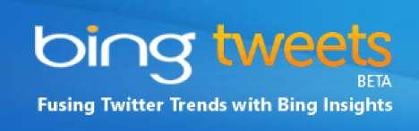Marissa Brassfield and Trend Hunter Featured on BingTweets.com