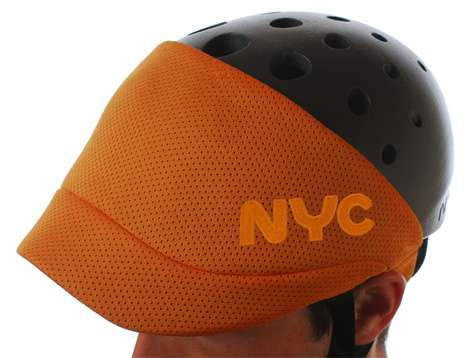 City-Specific Eco Helmets - Fuseproject Creates Protective Caps for the City of New York