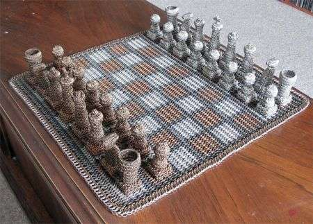 Chainmail Chess Sets