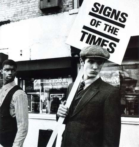 Chic Recession Editorials - Tokion Magazine Features Stylish Unemployed Men