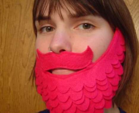 20 Ways Femmes Can Wear Facial Hair