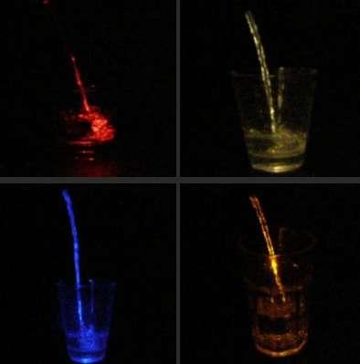 Luminescent Liquor