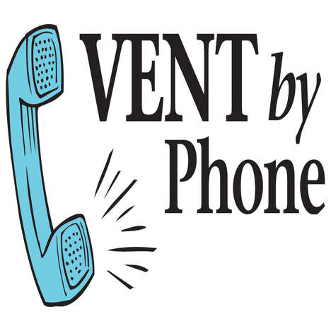 Vindicating Venting - Vent by Phone Lets You Rant Anonymously About Anything
