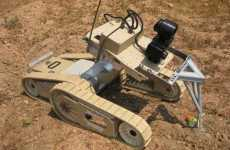 Regal Reconnaissance Robots - iRobot Warrior 700 Does the Dirty Work Quite Well