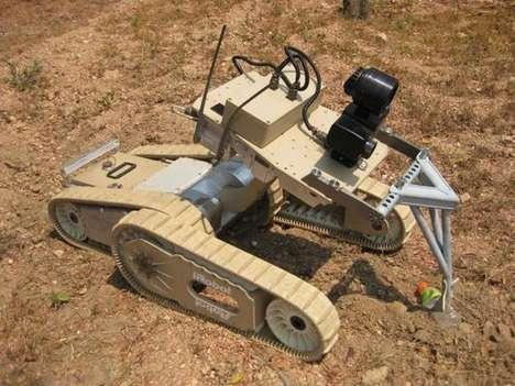 Regal Reconnaissance Robots