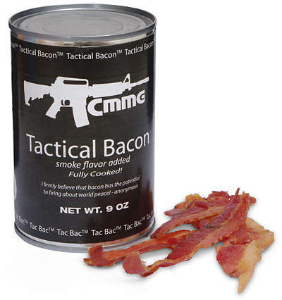 Canned Bacon