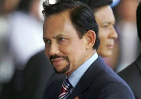 $24,000 Haircuts - Sultan of Brunei's Pricey Private Trim Amid Swine Flu Fears