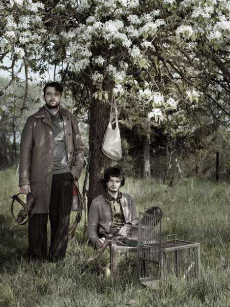 Bavarian Poachers as Muses
