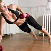 Online Sexy Fitness - Zuzana's Bodyrock.TV Helps You Get Buff for Free From Home