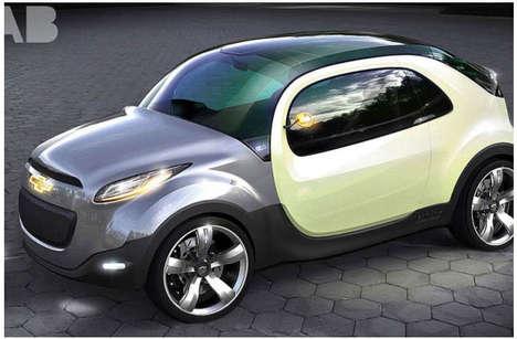Eco Minimalist Vehicles