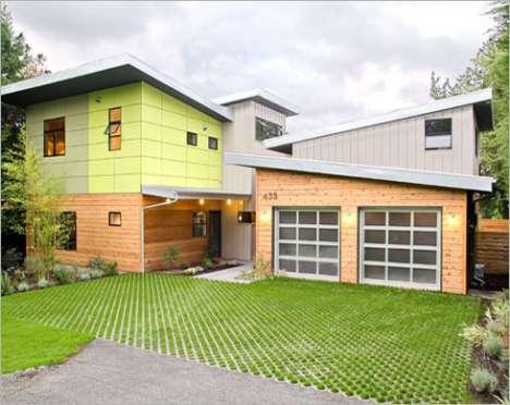 Designer Prefab Homes