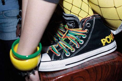 Rock Legend Sneakers