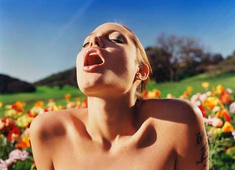 Intimate Celeb Facetography - The Many Famous Faces of David LaChapelle