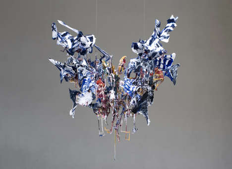 Abstract Art Blobs