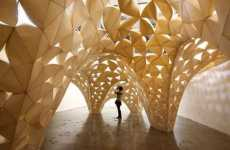 23 Modern Pavilions - from Flower Petal Buildings to Rain Harvesting Architecture