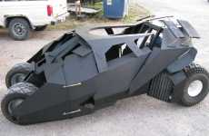 Batmobile Go Karts