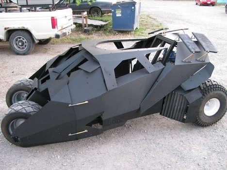 Batmobile Go Karts