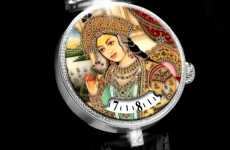 Taj Mahal Timepieces - Angular Momentum Creates Watches to Commemorate Historic Love Story