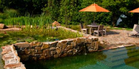 Self-Sufficient Swimming Holes