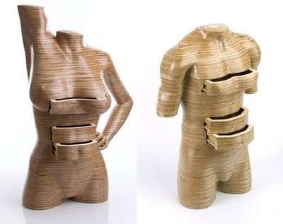 Human Form Drawers