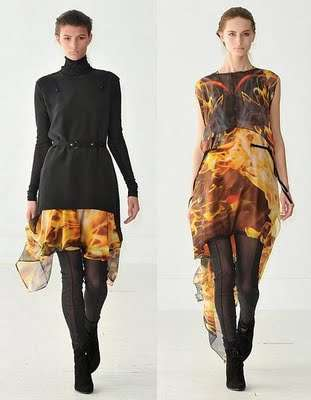 Fire Fashion