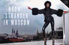 Rooftop Moscow Photoshoots