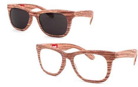 Wooden Wayfarers