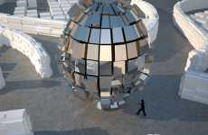 Disco Ball Architecture