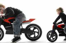 Racebike Training Wheels - Wooden Balance Bikes Makes Learning to Ride Look Cool