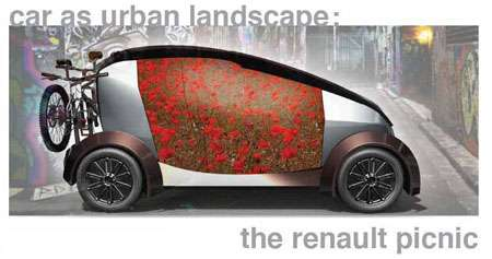 Camouflage Cars