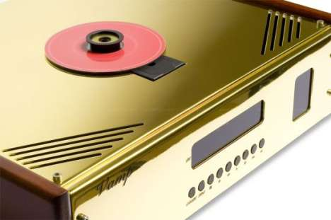 Wood & Gold Audio